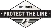 Protect the Line logo
